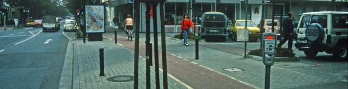 Pedestrian safety for non-residential urban roads: study of European practice