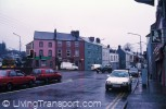 Blackpool Valley, Cork: junction of Watercourse Rd and Commons Rd in April 1996