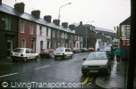 Watercourse rd looking south, showing poor public realm - taken by Tim Pharoah in April 1996