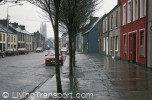 Great William O'Brien St, the historic heart of Blackpool village, taken by Tim Pharoah in April 1996