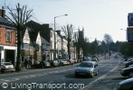 Street in Banbury, 1996